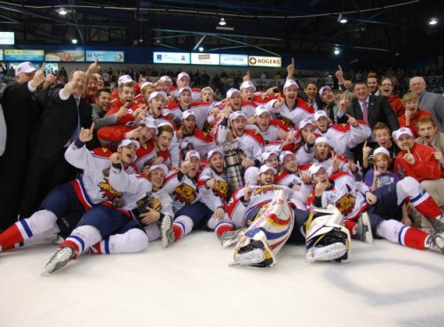 President Cup Champions 20101006
